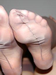 Heels, High heels, Stockings heels