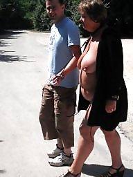 Public, Flashing, Nudity, Public voyeur