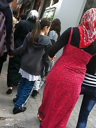 Turban, Turks, Upskirts