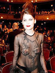 Transparent, Dress, Voyeur, Dressed, Celeb, Celebs
