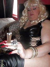 Smoking, Smoke, Blond