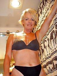 Strip, Mature blonde, Mature strip, Blonde mature