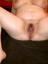 Exposed, Hairy milf, Tits cum