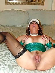 Mature, Nylons, Mature stockings, Nylon, Mature nylon, Nylon mature