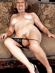 Oldies, Mature hairy