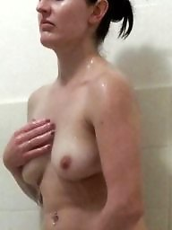 Shower, Bathroom, Hidden cam