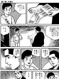 Comics, Comic, Boys, Japanese cartoon
