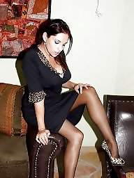 Nylons, Nylons milf, Nylon stockings