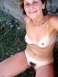 Oldies, Mature nude