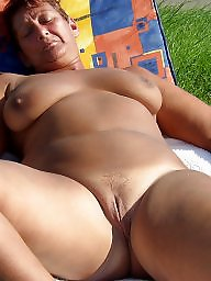 Beach, Chubby, Nudist, Nudists, Women, Bbw beach