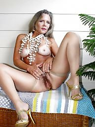 Mature hairy, Mommy, Hairy mature