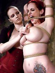 Bondage, Lesbian bondage
