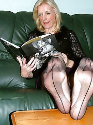 Vintage mature, Mature stockings, Mature in stockings, Relax, Mature ladies, Leggy