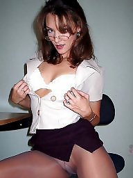 Glasses, Stockings, Glass