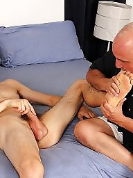 Group, Old & young, Group sex