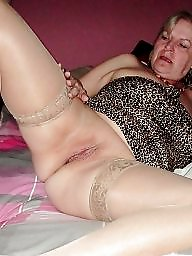 Toy, Mature sex, Stockings mature, Sexy stockings, Mature toy