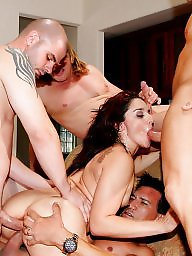 Group, Double, Double anal