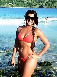Bath, Suit, Bikini beach