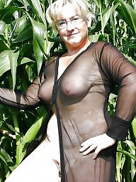 Grandma, Mature nipples