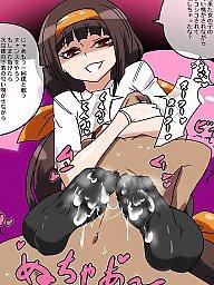 Cartoon, Manga, Femdom, Femdom cartoon, Femdom cartoons, Cartoon femdom