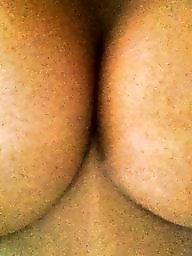 Ebony tits, Black amateur tits