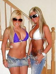 Big boobs, Bbc, Blonde
