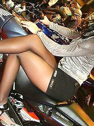 Legs, Upskirts, Leggings