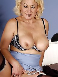 Mature stockings, Secretary, Stocking mature, Fingering