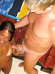 Facial, Interracial, Bbc, Facials, Girlfriend, Amateur facial