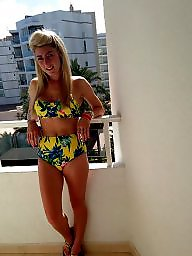 British, Holiday, British teens, British amateur