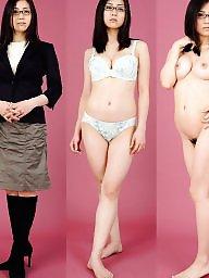 Dressed undressed, Dress, Dressed, Japanese, Undressing, Undressed