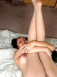 Mature pantyhose, Pantyhose mature, Amateur pantyhose, White, Mature shower