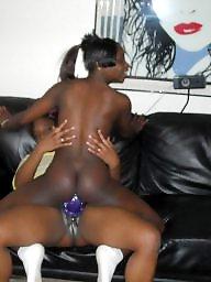 Strapon, Lesbian toy