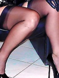High heels, Extreme, Stockings heels, High