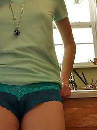 Emo, Teen pussy, Show, Tights, Tight
