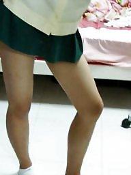 Asian teen, Horny