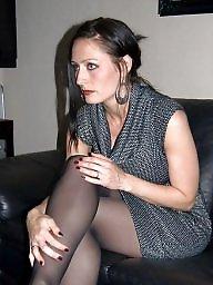 Nylon, Nylon upskirt, Stocking, Amateur stockings