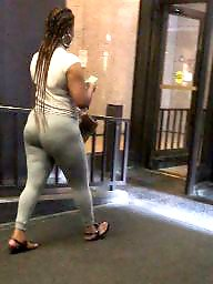 Booty, Ebony milf, Black milf, Ghetto