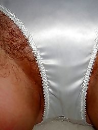 Hairy pussy, Hairy panties