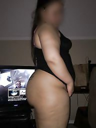 Bottomless, Bbw wife, Bbw latin