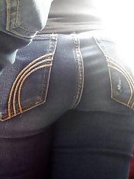 Jeans, Butt, Teen ass, Tight teen, Tight jeans, Tights