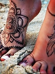 Tattoo, Feet