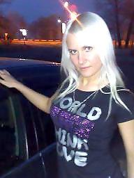 Hot blond, Hot
