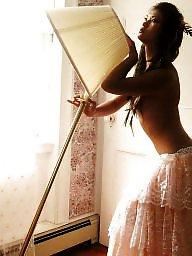Упскирт, Платье