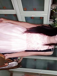 Dress, Dressing, Young amateur, Asian amateurs