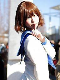 Cosplay, Asian amateur, Amateur japanese