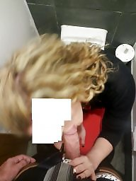 Bathroom, Wife fuck, Big booty, Public fuck