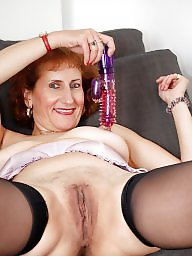 Granny, Nylons, Mature nylon, Granny stockings, Granny stocking, Mature legs