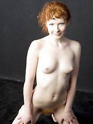 Hairy pussy, Hairy redhead, Beauty