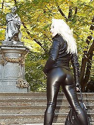 Latex, Leather, Mature leather